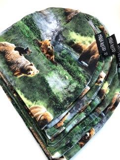 Mössa Bears - REA köp direkt - 0-6 månader (ca 36 cm) Mössa Bears