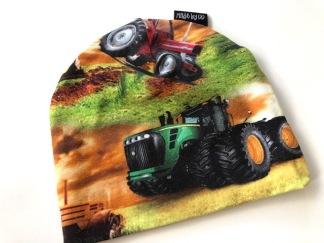 Mössa Traktor - REA köp direkt - 0-6 mån (ca 36 cm) Traktor 8gamla)