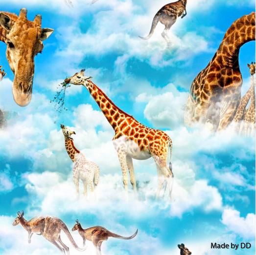 Trikå made by dd Giraffe GOTS