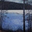 """Uttran islossning"" 19 x 17 cm"
