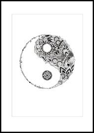 Patternful yinyang