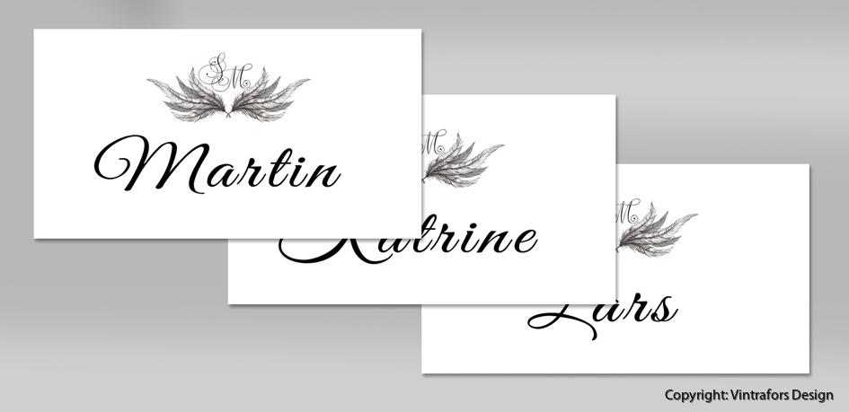 4d27e8338666 Bordsplaceringskort är ett måste på de flesta bröllop för att undvika  förvirring. Vi gör allt från enkla kort med någon liten illustration till  handtextade ...