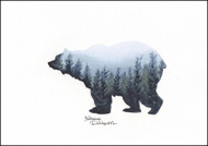 Nature in bear