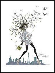 Paris walk