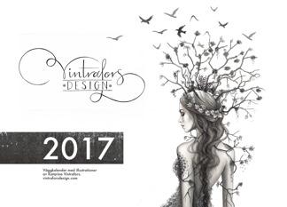 Väggkalender 2017 - Väggkalender 2017