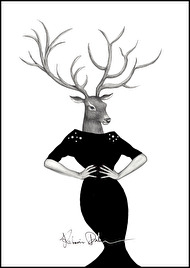 Fashion Deer