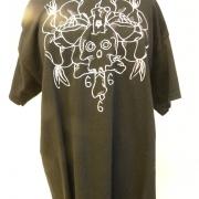 T-Shirt uni sex model
