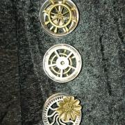 steampunk smycken