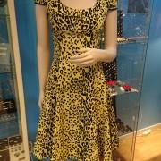 gepardklänning