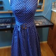 snygg 40-50 tals klänning