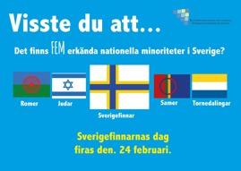 Illustration: Sverigefinländarnas delegation