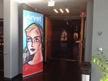Välkommen in till Arvet utställningen.