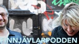 Kristian Borg och Veronica Rixer. Foto: Anni Emilia Alentola/SR Sisuradio