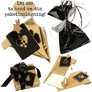 Paketinslagning - Paketinslagning