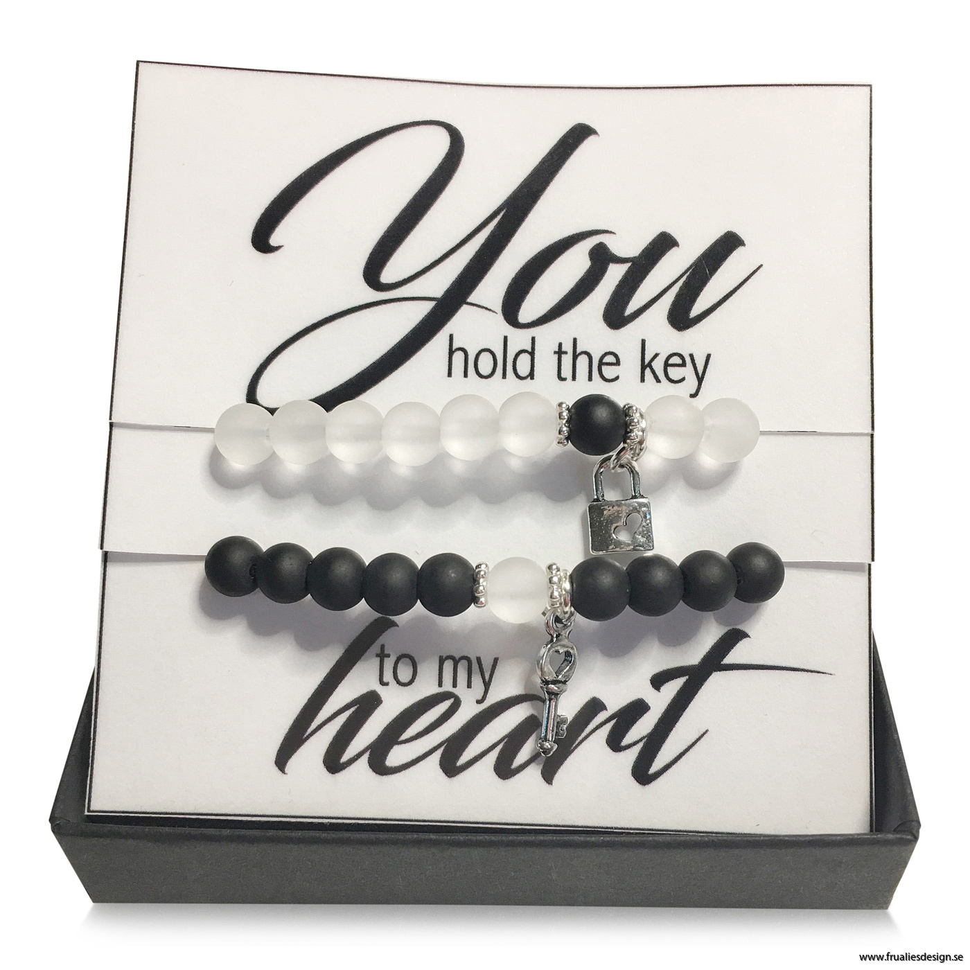 Armband Key to my heart
