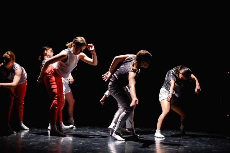 börja dansa som vuxen