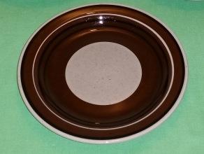 14 st assietter ISOLDE, Rörstrand. Diam. 17,5 cm. Bruksskick. 200 SEK