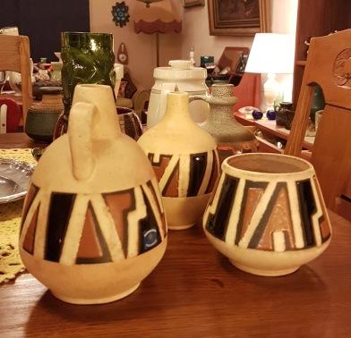 Tysk keramik.