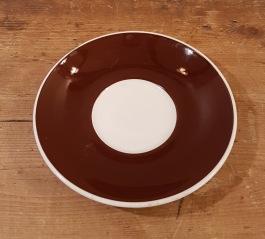 """Kaffefat Gustavsberg """"Viggen"""" (3). Diam. 13,5 cm. Enstaka repor, gott bruksskick. 20 SEK/st"""