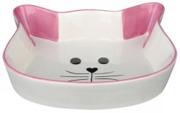 Keramikskål katt, 0.25 l/12 cm