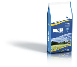 Bozita young & fit 12.5kg - Bozita young & fit 12,5 kg