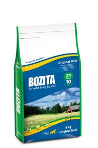 Bozita original Mini 5kg*3 påsar - Bozita original Mini 5kg*3 påsar