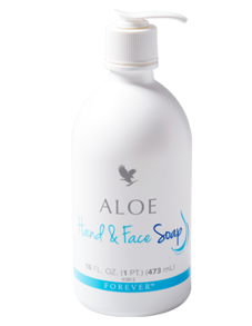 Aloe Hand & Face Soap - Aloe Hand & Face Soap