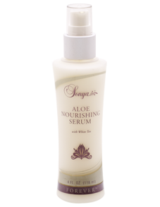 Aloe Nourishing Serum - Aloe Nourishing Serum