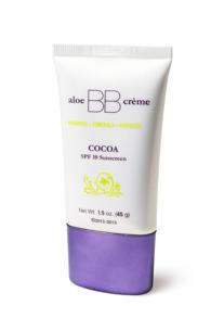 Aloe BB Cremé-Cocoa - Aloe BB Cremé-Cocoa
