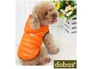 Hundjacka Wounderful Orange