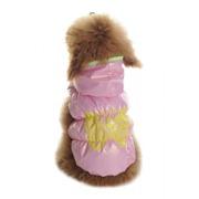 Hundjacka zippy pink