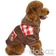 Hundjacka Presly Brown