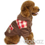Hundjacka Presly Brown - Hundjacka presly brown 2 XL