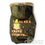 Hundjacka Soldier Grön - Hundjacka soldier grön XL