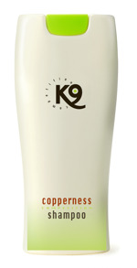 K9 Schampo Copperness - K9 Copperness 300ml