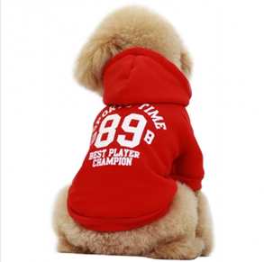 Dobaz Hoodie Sport 89 - Röd Dobaz hoodie sport 89 XS
