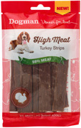 High meat Turkey strips 70g min antal 12st