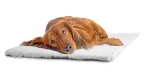 Hundfäll Grå - Hundfäll grå 75*60 cm