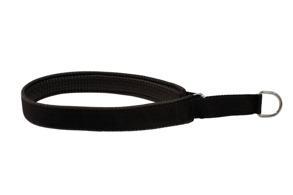 Halsband neopren classic sport flera färger - Halsband neopren classic svart 25cm