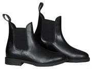 Jodhpurs i läder