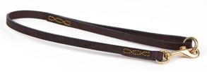 Eaton stadskoppel mässing - Stadskoppel brun/mässing 12mm