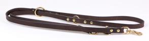 Eaton allround svart & brunt skinn - Allround brun/mässing