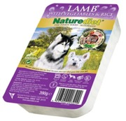 HUNDFODER NATUREDIET LAMM 18 pack  390GR