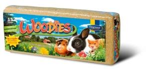 Woodies - Woodies 15 liter 10-pack