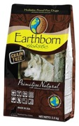 EARTHBORN HOLISTIC PRIMITIVE NATURAL GRAIN-FREE