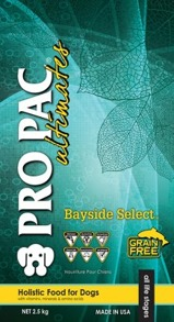 PRO PAC BAYSIDE SELECT WHITEFISH & POTATO GRAIN-FREE - PRO PAC BAYSIDE SELECT WHITEFISH & POTATO GRAIN-FREE 2,5kg