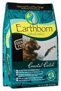 EARTHBORN HOLISTIC COASTAL CATCH GRAIN-FREE - EARTHBORN HOLISTIC COASTAL CATCH GRAIN-FREE 2,5kg