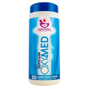 Oxymed Allergy Relief Wipes - Oxymed allergy relief
