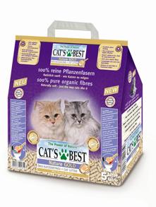 Cat's Best Natures Gold  för långhårskatter - Cat's Best Natures Gold 5 L för långhårskatter