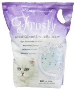 Frosty Kattsand 10 L - Frosty kattsand 10 L